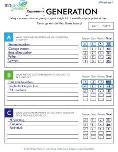Sample Worksheet Completed